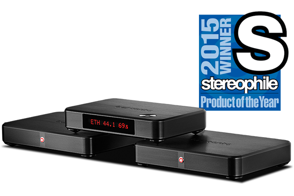 stereophile award black main