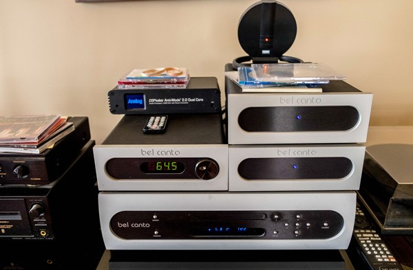 stereophile ron carter and his bel canto system bel canto design