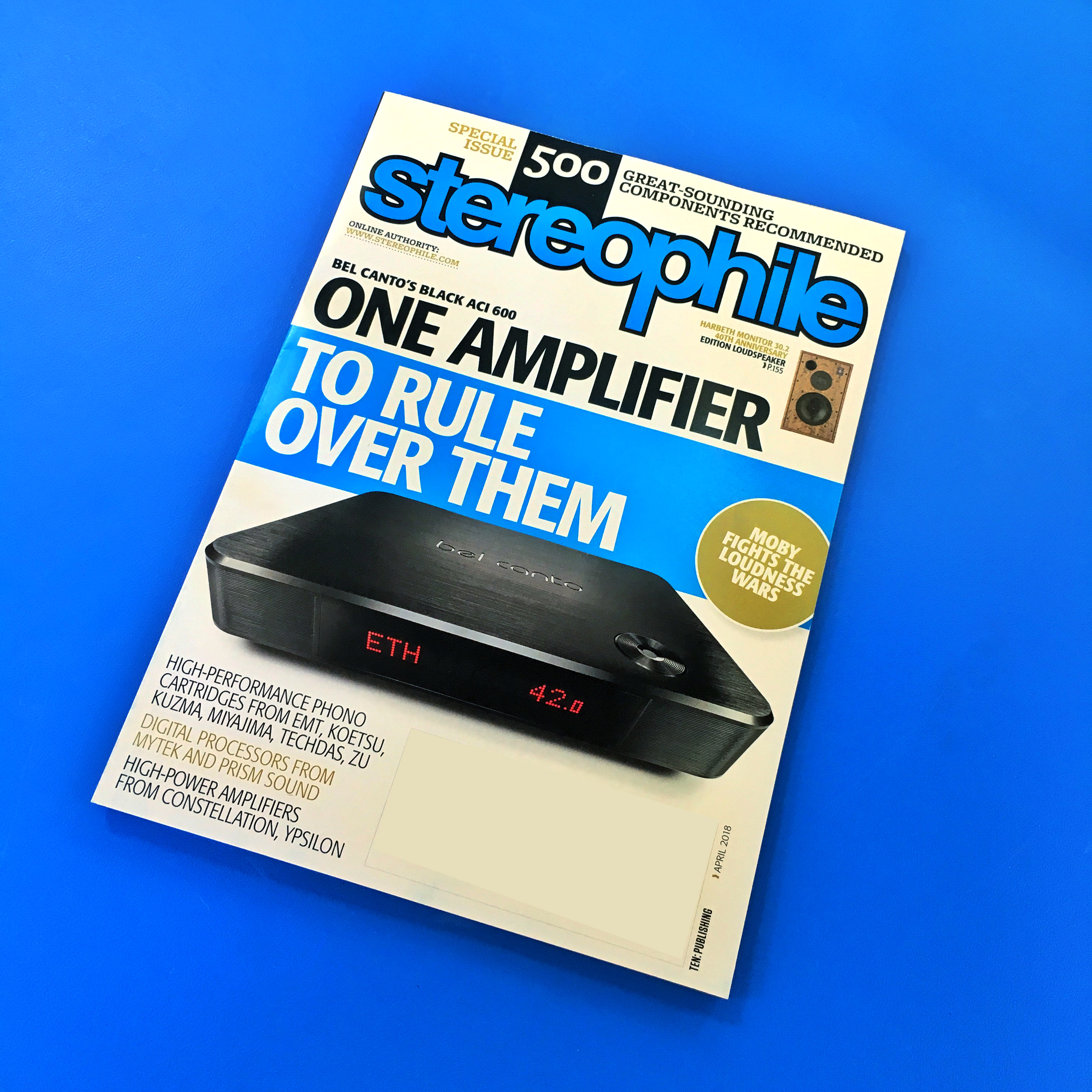 stereophile aci cover