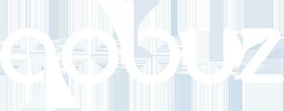 quobuz logo wht part page